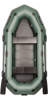 Лодка Bark B-280PD передвижные сидения (реечный настил)