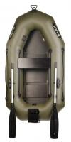 Надувная лодка Барк B-210CN (реечный настил)