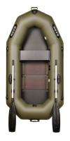 Надувная лодка Барк B-220C (реечный настил)