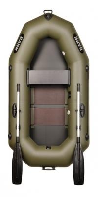 Лодка Bark В-220С передвижное сиденье (без настила)