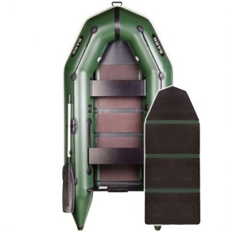 Надувная лодка Барк BТ-270 со слань-книжкой