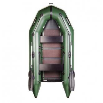 Резиновая лодка Барк BТ-270 (реечный настил)