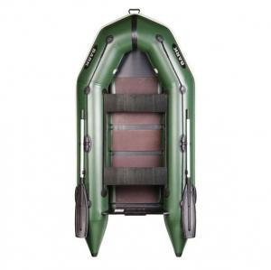 Надувная лодка Барк ВТ-270D (реечный настил)