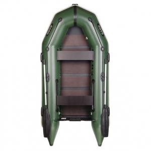 Надувная лодка Барк BT-290 (реечный настил)