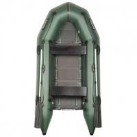 Надувная лодка Барк ВТ-290D (реечный настил)