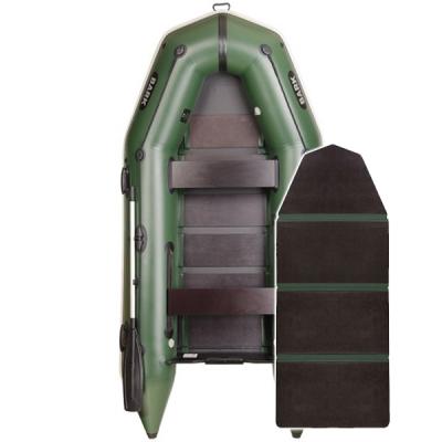 Надувная лодка Барк BT-310 со слань-книжкой