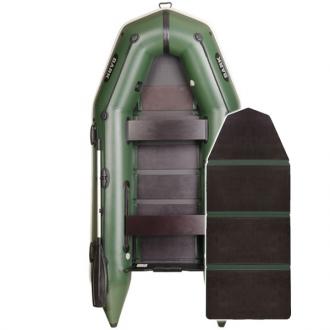 Надувная лодка моторная Барк BT-310 со слань-книжкой