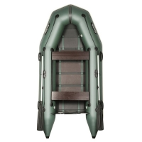 Надувная лодка Барк ВТ-310D (реечный настил)