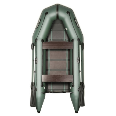 Резиновая лодка Барк ВТ-310D (реечный настил)