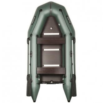 Килевая лодка Барк BT-310SD лодка моторная надувная с жестким фанерным дном и передвижными сиденьями
