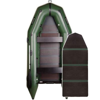 Надувная лодка Барк BT-330 со слань-книжкой
