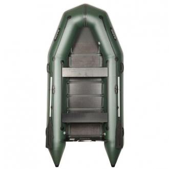 Надувная лодка Барк ВТ-330D (реечный настил)