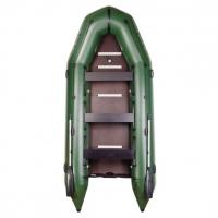 Надувная лодка Барк BT-420S (жесткая палуба)
