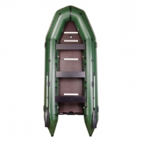 Надувная лодка Барк BT-450S (жесткая палуба)