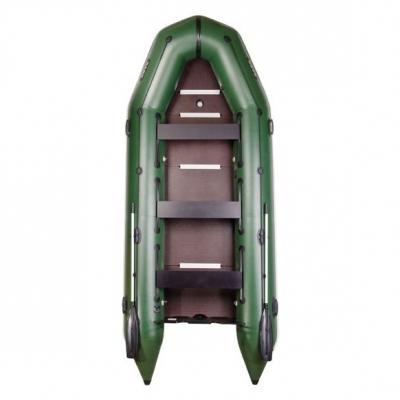 Надувная моторная лодка Барк BT-450S (жесткая палуба)