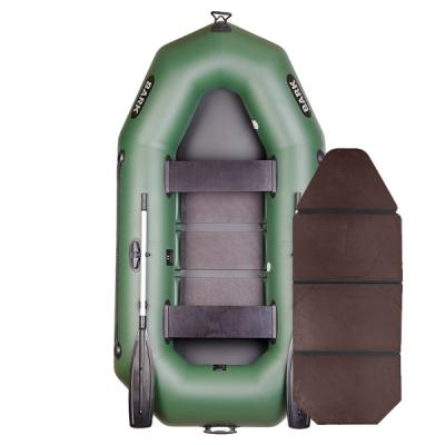Надувная лодка Барк B-250 со слань-книжкой. Без регистрации!