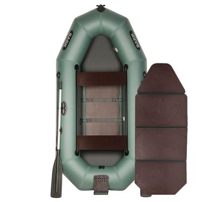 Лодка Bark В-260ND со слань-книжкой, навесным транцем и передвижными сиденьями