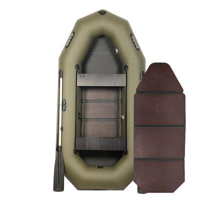 Лодка Bark B-280D со слань-книжкой и передвижными сиденьями