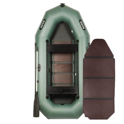Лодка Bark B-300D со слань-книжкой и передвижными сиденьями