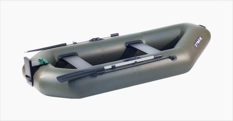 Надувная лодка Aqua Storm ST-280DT (Шторм СТ-280ДТ)