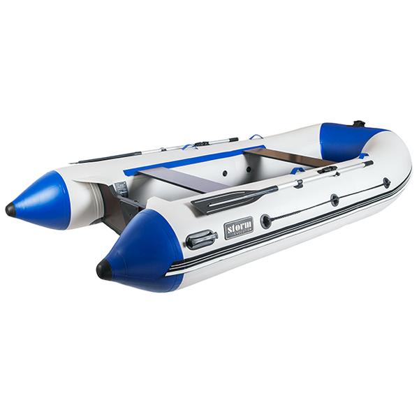 Надувная лодка Aqua Storm STK-450E (Шторм СТК-450Е)