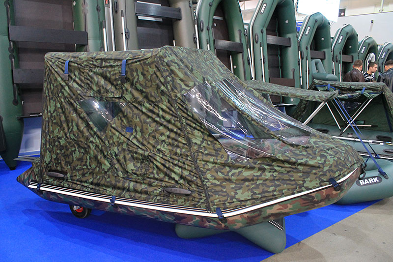Палатка на надувные лодки Bark BN-390S