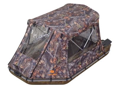 Палатка для лодки Колибри КМ-450DSL (камуфляж)