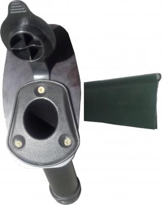 Подставка-стакан для спининга в комплекте ПССК-К с крышкой