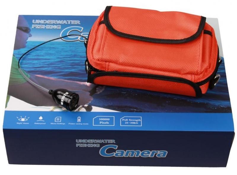 Подводные камеры для рыбалки с лодки, видеоудочки, цветная подводная видео камера для рыбалки Ranger Lux 20
