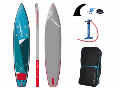 """Сапборд STARBOARD 12'6"""" X 30"""" X 6"""" TOURING ZEN SC 2021"""