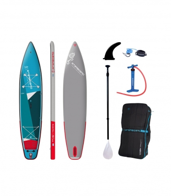 """Сапборд STARBOARD 12'6"""" X 30"""" X 6"""" TOURING ZEN SC WITH PADDLE 2021"""