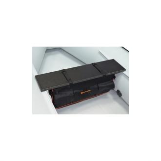 Сумка-рундук под сиденье Колибри для моделей КМ-300 - КМ-330, КМ-280DL - KM-360DSL черная