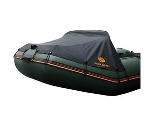 Носовой тент для надувной лодки Колибри КМ-300, KM-330 (малый)