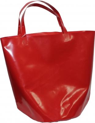 Ведро ПВХ ВПВХ 28 (40хø30) Красный