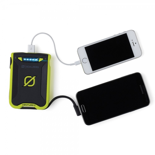 Зарядное устройство Goal Zero Venture 30 аккумулятор